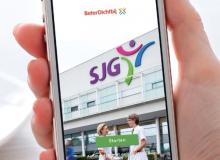 Direct appen met SJG Weert