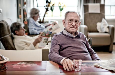 Afbeeldingsresultaat voor huiskamer kwetsbare ouderen